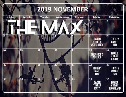 Max November 2019